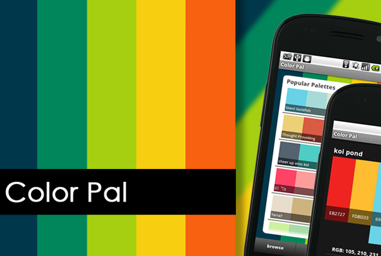ColorPal app