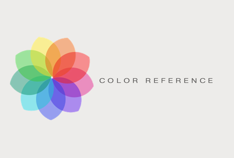 ColorReference app